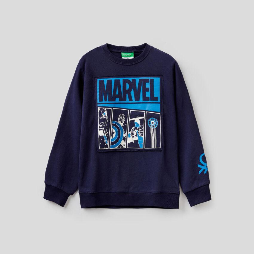 Sudadera Marvel 100% algodón