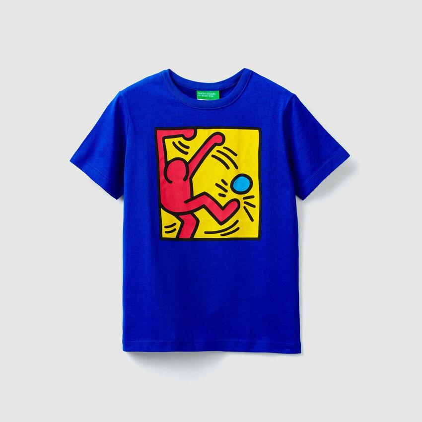 "Camiseta ""Keith Haring"" unisex"