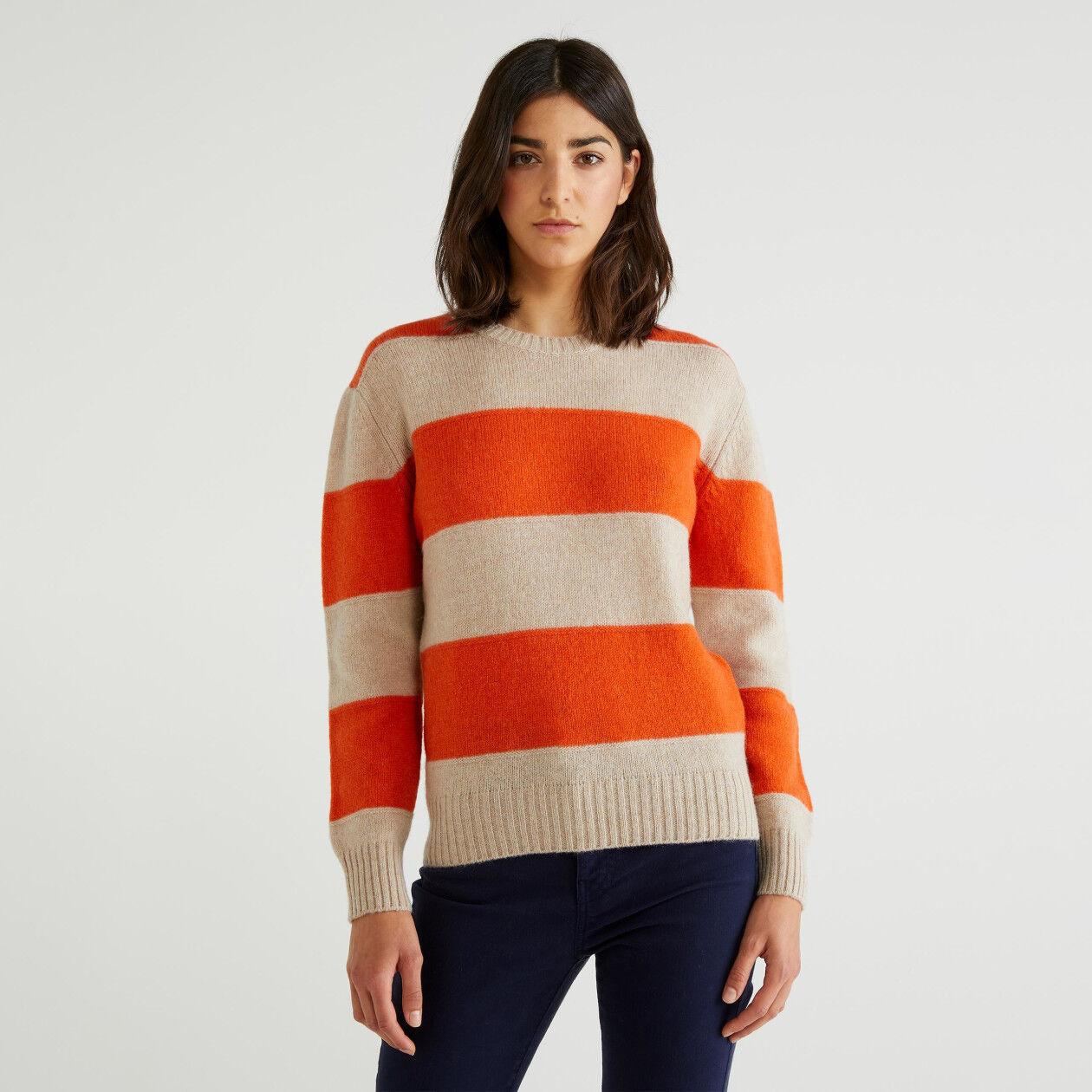 Jersey de lana Shetland