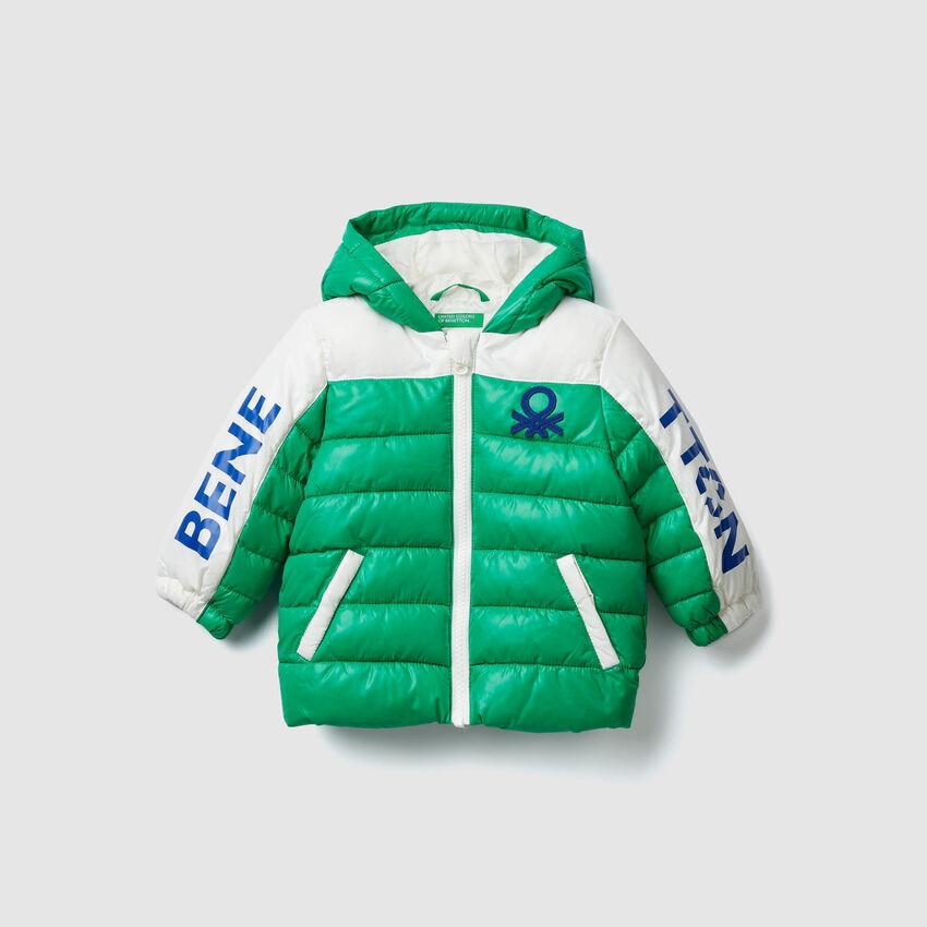 """Cazadora """"Eco-Recycle"""" con logotipo"""