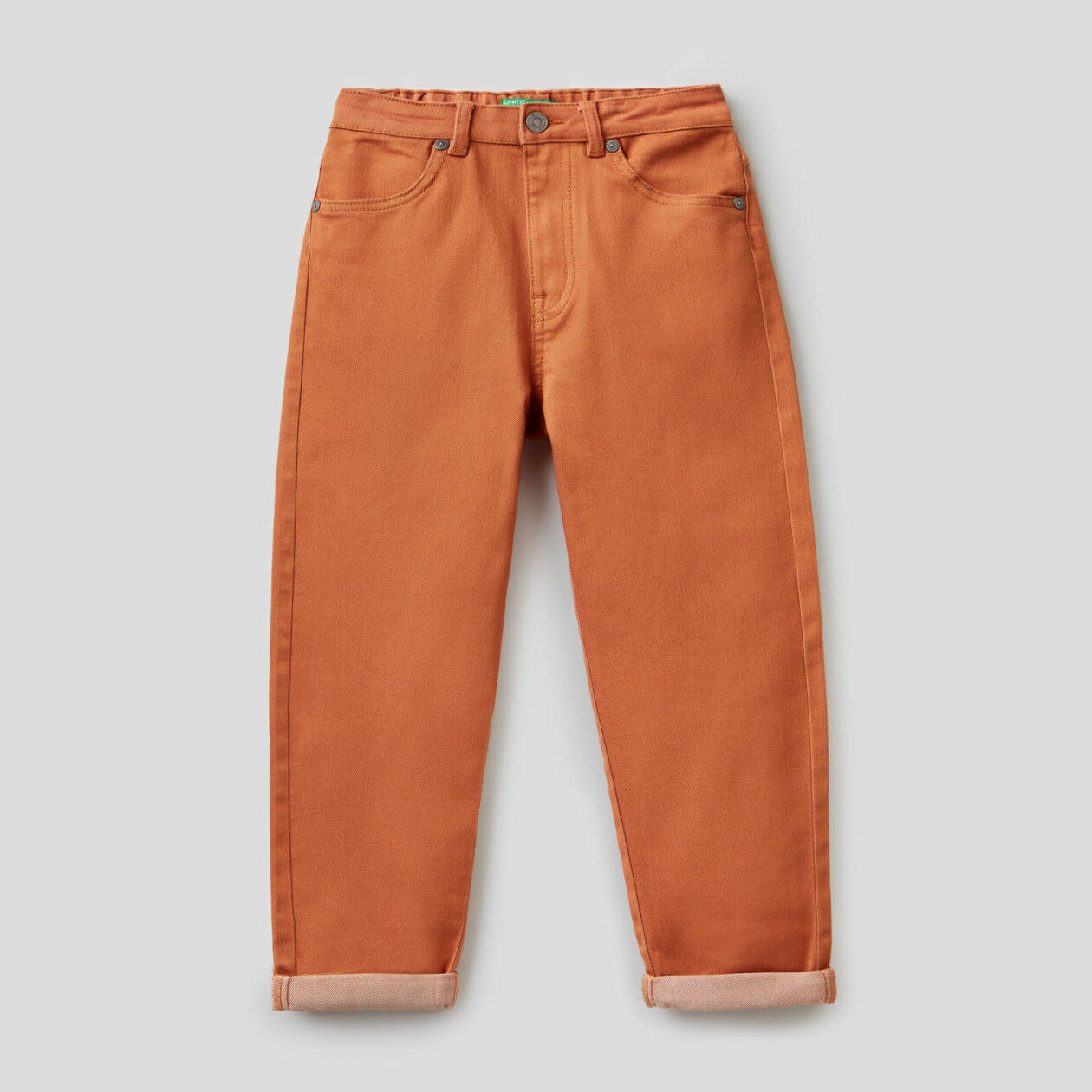 Pantalón con cintura elástica