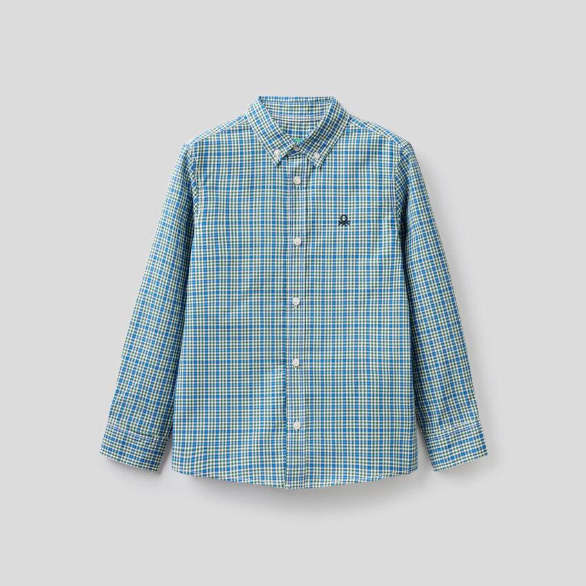 Camisa deportiva de 100 % algodón