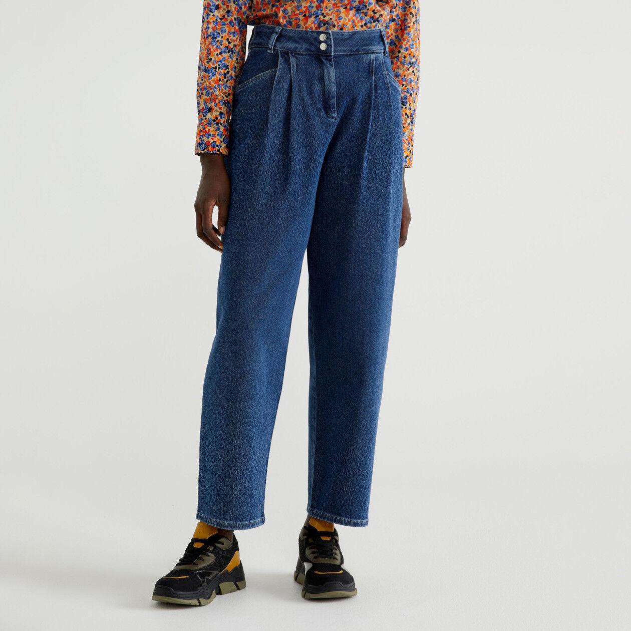 Pantalón vaquero holgado