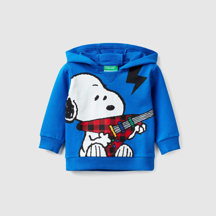 """Sudadera de """"Snoopy"""" con capucha"""