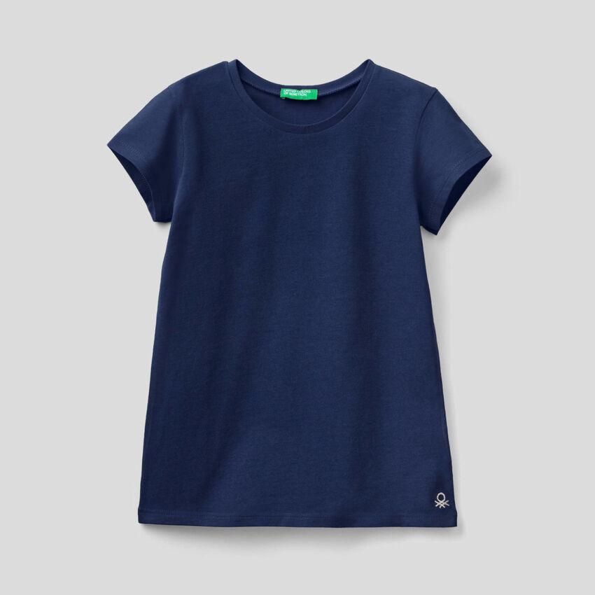 Camiseta de puro algodón orgánico