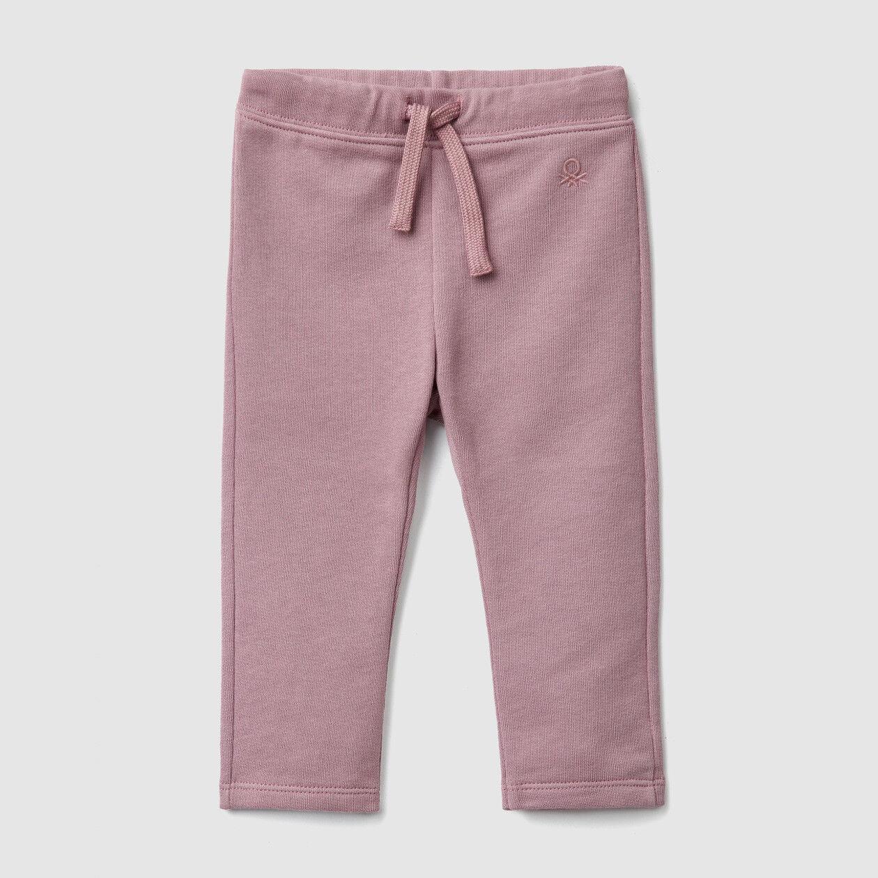 Pantalón de felpa