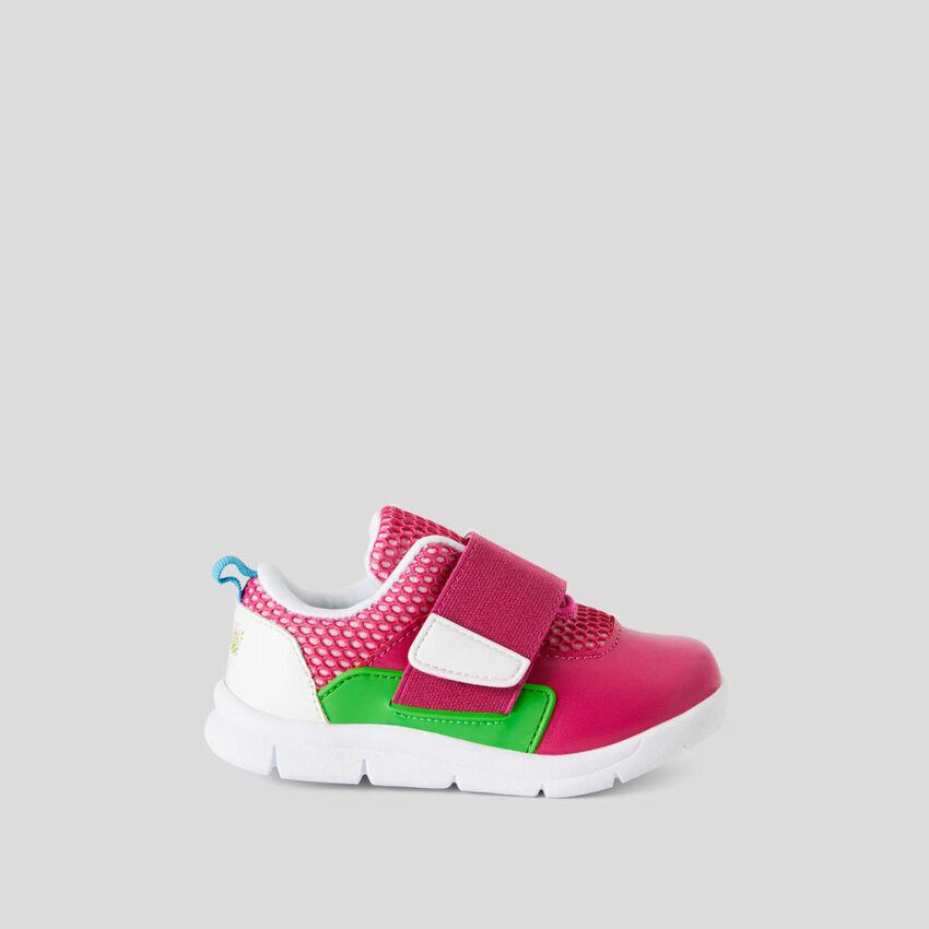 Sneakers primeros pasos