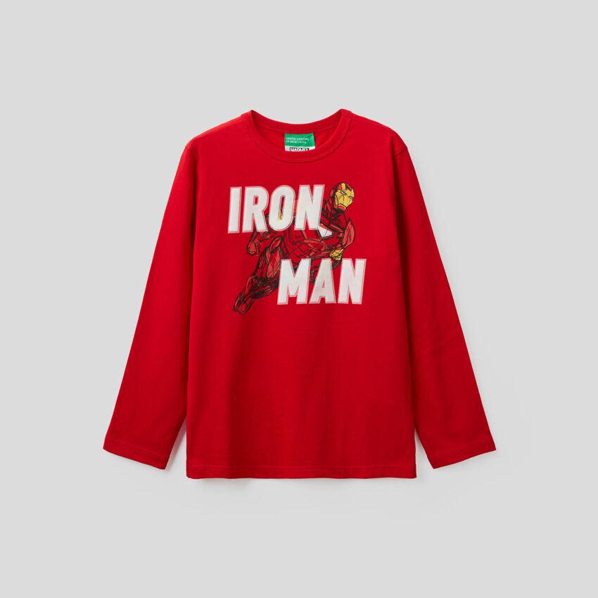 Camiseta de Marvel en 100% algodón