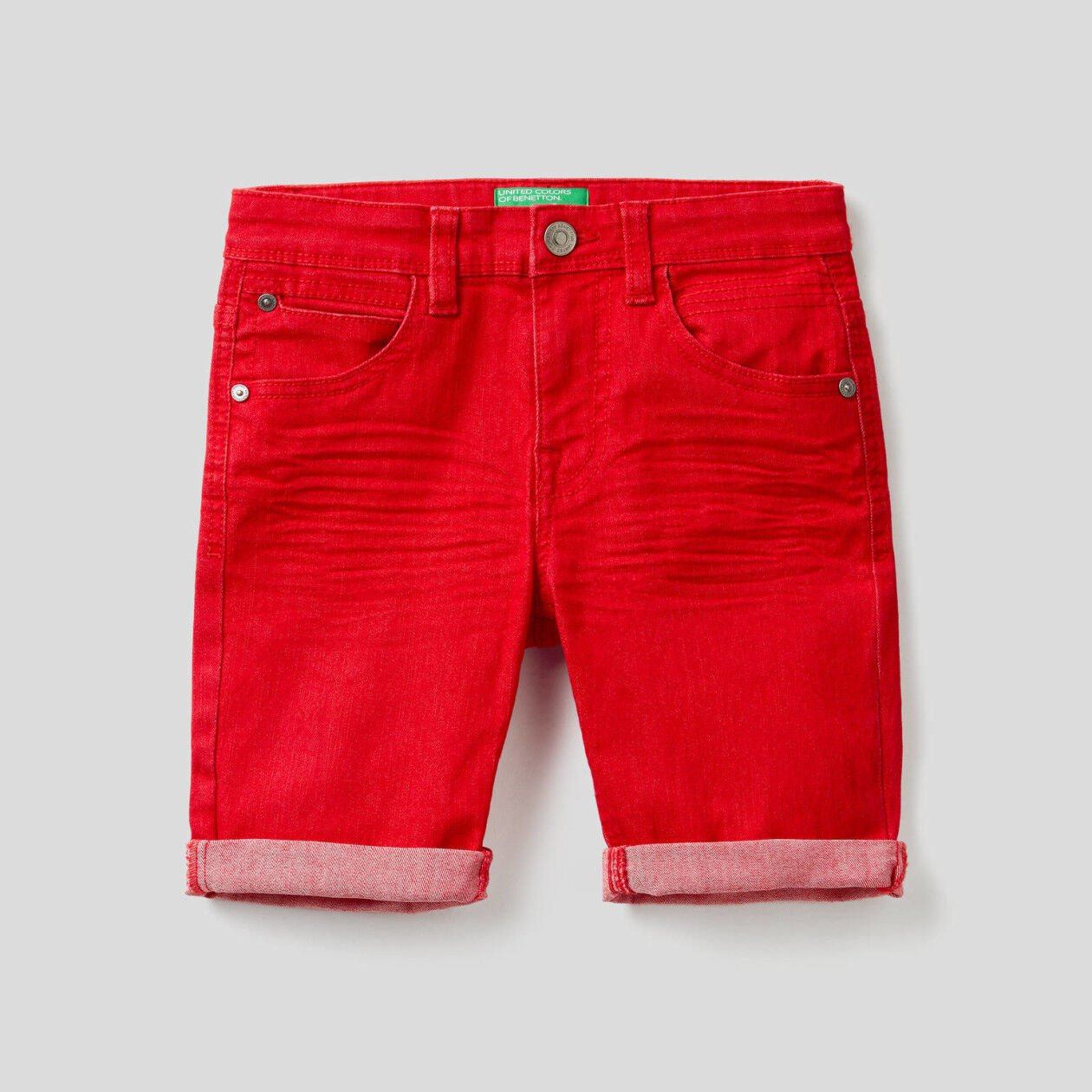Bermudas slim fit
