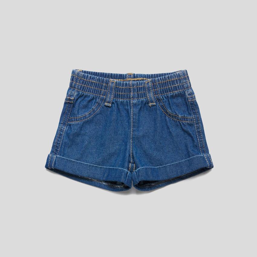 Shorts de denim