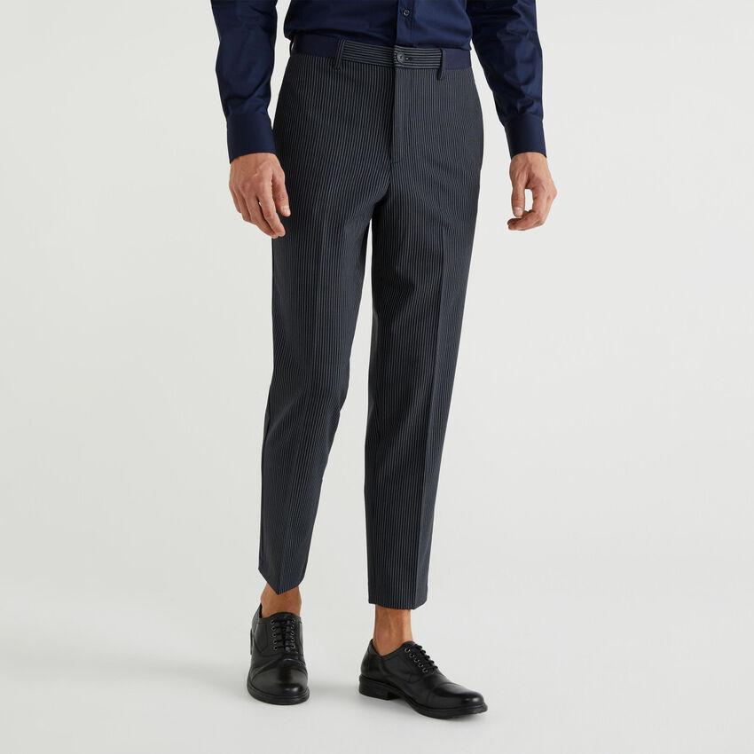 Pantalón de lana fría