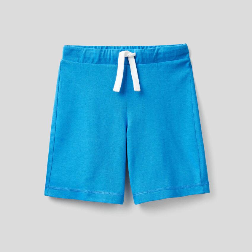Bermudas de 100 % algodón