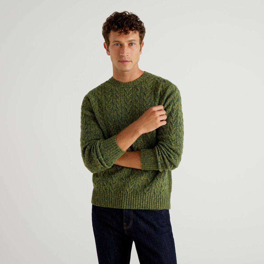 Jersey lana Shetland