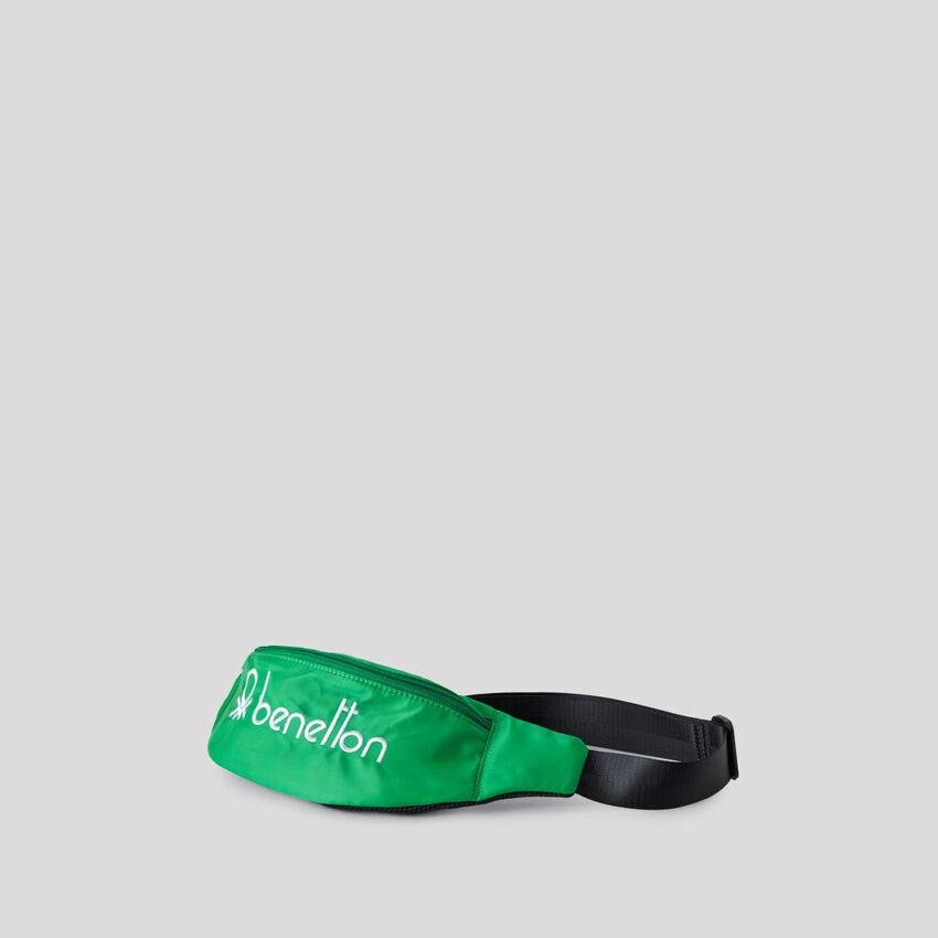 Riñonera unisex con logotipo bordado