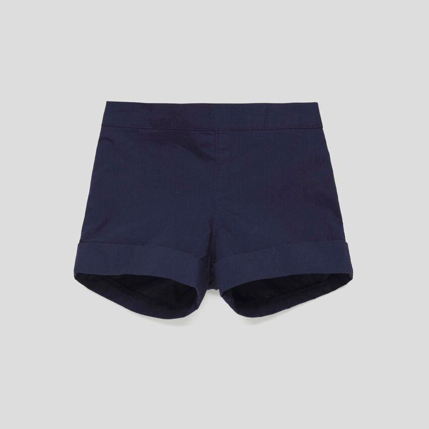 Shorts con vuelta