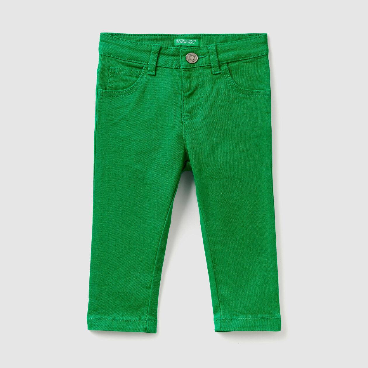 Pantalón elástico ceñido