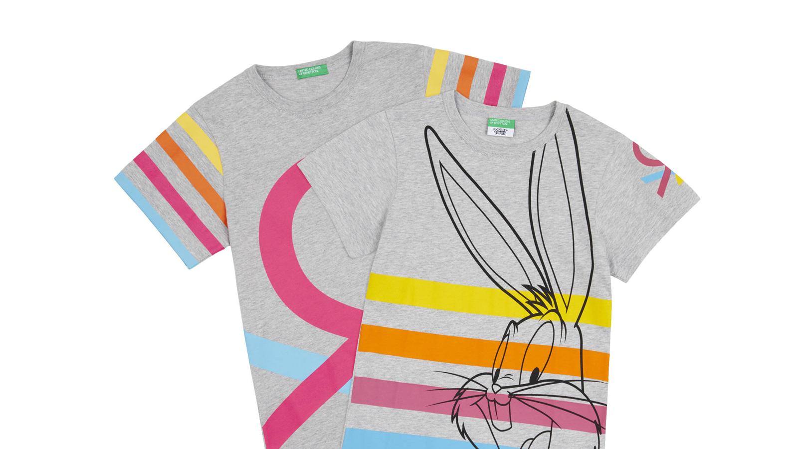3eebc650b Girl s T-Shirts Benetton. Elige tu camiseta