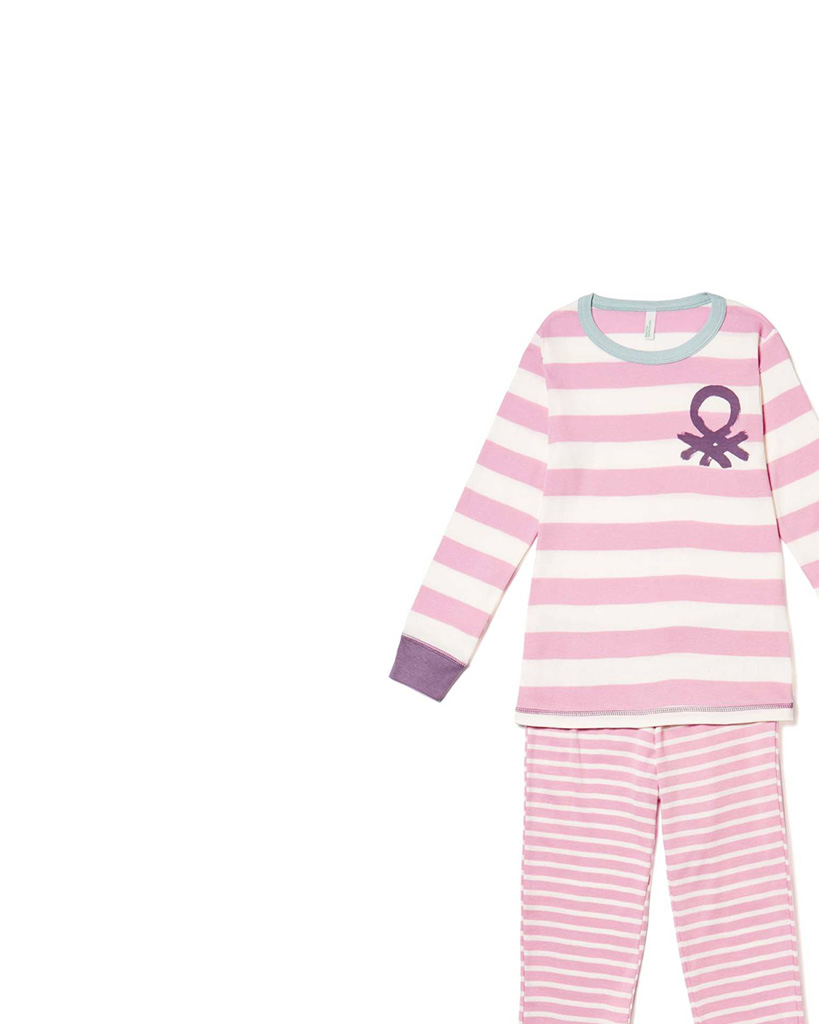 Ropa interior de ni a y pijamas undercolors benetton for Ropa interior benetton